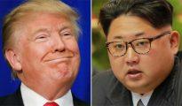 Donald Trump – Kim Jong Un