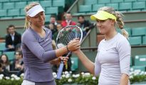 Sharapova-Bouchard-madrid-open