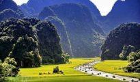 Vẻ đẹp của những miền du lịch nổi tiếng