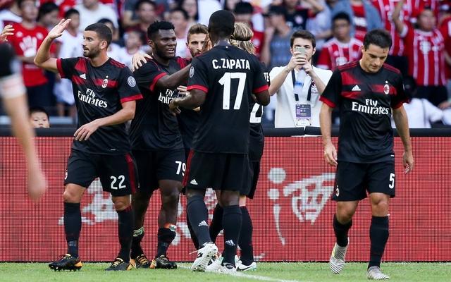 Nhận định AC Milan vs HNK Rijeka