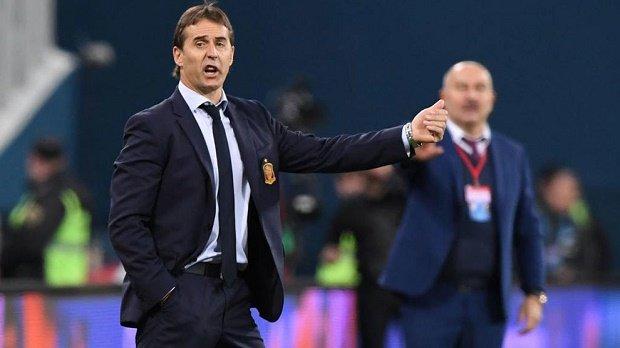 HLV Lopetegui khẳng định Tây Ban Nha có điểm yếu