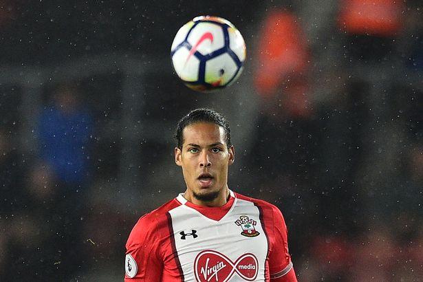 Southampton kiếm món hời từ việc bán Virgil van Dijk