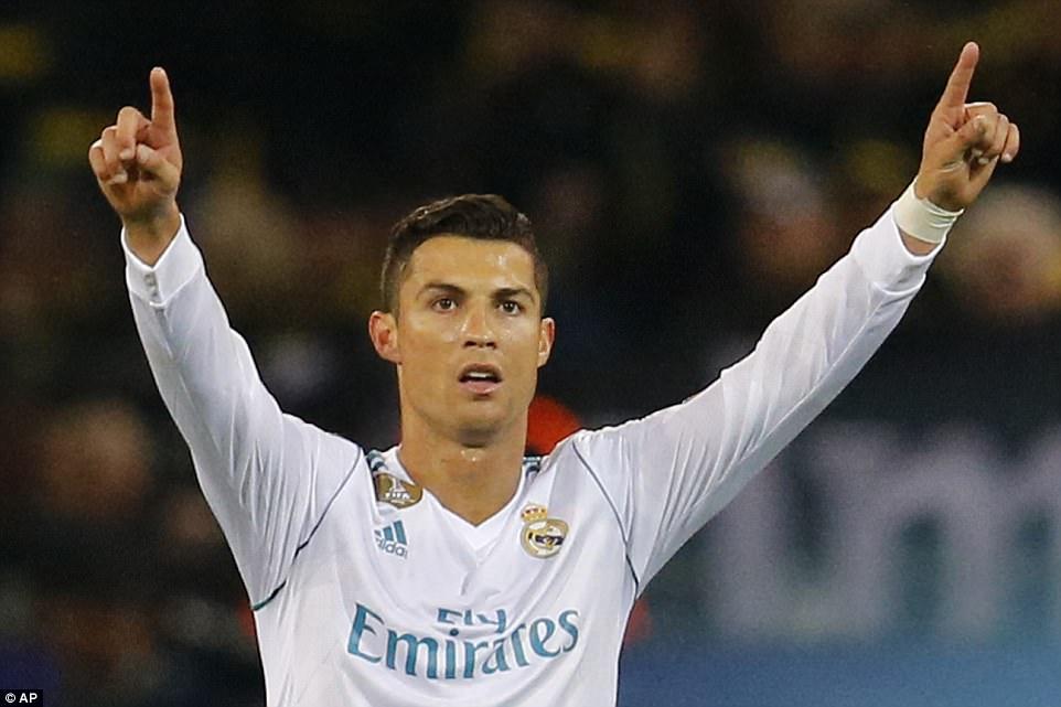 Cris Ronaldo đang thừa nhận sự thật phũ phàng