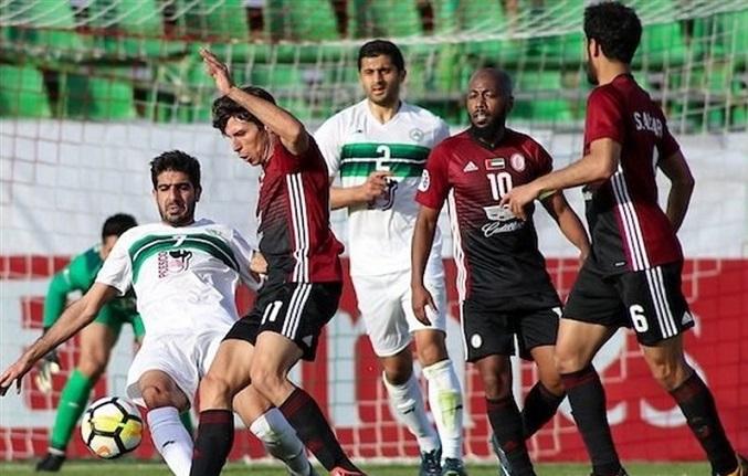 Al Wahda vs Zob Ahan