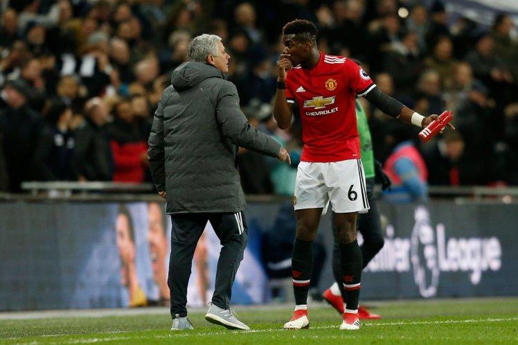 Sự thật về mẫu thuật giữa Mourinho - Pogba