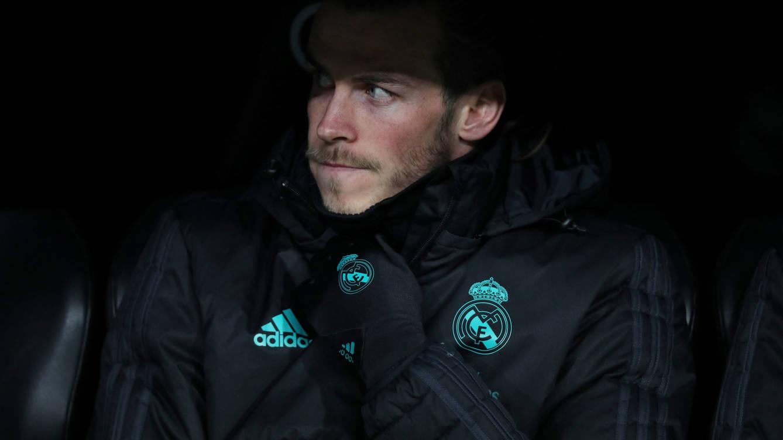 Bale vẫn đang bị Real bỏ quên