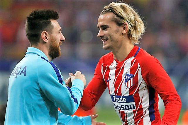 Messi khuyên Barca nên mua cầu thủ này