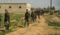 Quân đội Syria kiểm soát 90% diện tích tỉnh Dara'a.