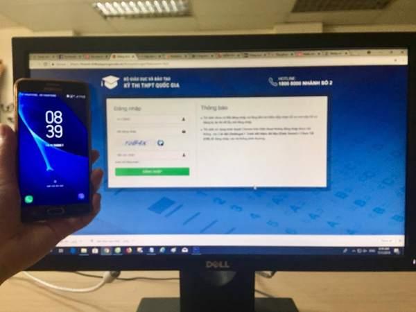 Theo quy chế thi THPT quốc gia 2018, các Hội đồng thi sẽ xuất kết quả chấm thi chậm nhất ngày 10/7 và hoàn thành việc đối chiếu kết quả thi vào ngày 11/7