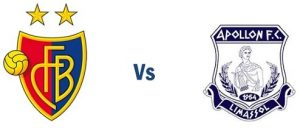 Nhận định chính xác Basel vs Apollon, 01h00 ngày 24/8: Europa League