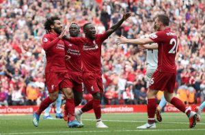 Liverpool vẫn giữ phong độ
