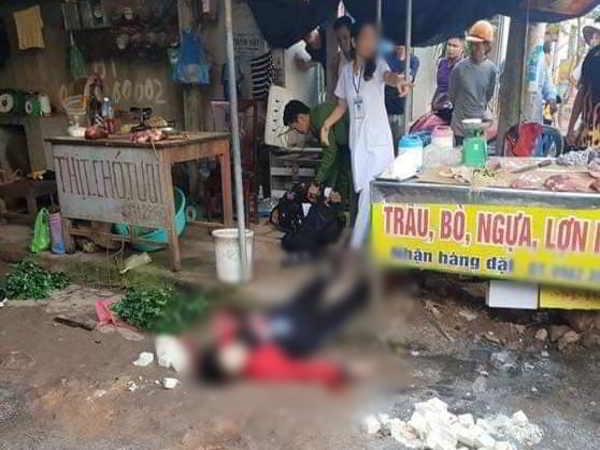 Người phụ nữ bị bắn chết ở chợ do khước từ tình cảm của kẻ thù ác
