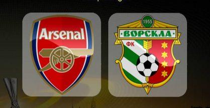 Nhận định Vorskla Poltava vs Arsenal