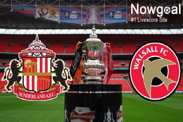 Nhận định Sunderland vs Walsall