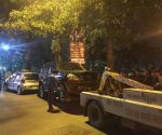 Tai nạn xe liên hoàn ở Trích Sài do nữ tài xế không được tỉnh táo