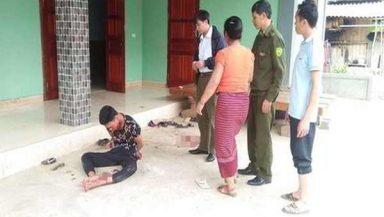 Chồng ngáo đá giết vợ rồi tự sát nhưng không thành