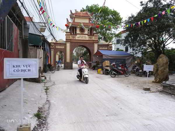 Công tác chống dịch tả lợn châu Phi ở Hưng Yên, Thái Bình