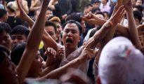 Lễ hội cướp phết Hiền Quan 2019 bị cấm vì quá hỗn loạn