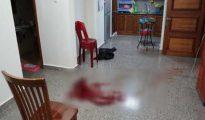 Nữ tổ trưởng đâm chết đồng nghiệp tại chung cư ở Đắk Lắk