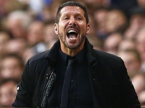 Simeone gia hạn với Atletico đến năm 2022