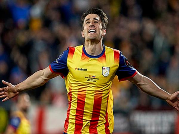 Đội tuyển Catalonia giành chiến thắng trước Venezuela