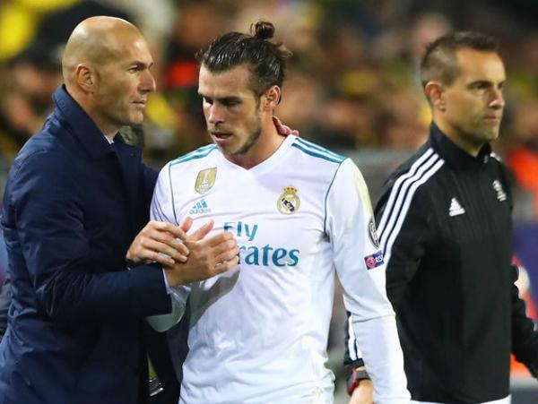 Zidane lý giải nguyên nhân Bale phải ngồi ghế dự bị