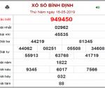 Tổng hợp dự lô kết quả Bình Định chính xác 100%
