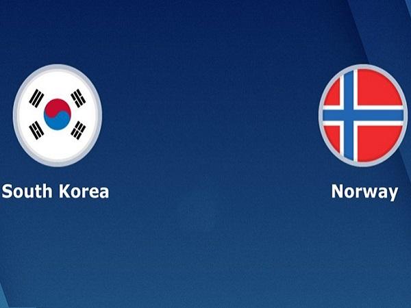 Dự đoán Nữ Hàn Quốc vs Nữ Na Uy, 2h00 ngày 18/06
