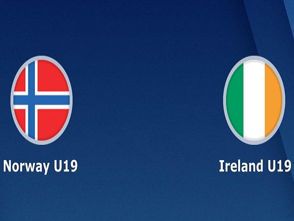 Dự đoán U19 Na Uy vs U19 CH Ireland, 21h45 ngày 15/07