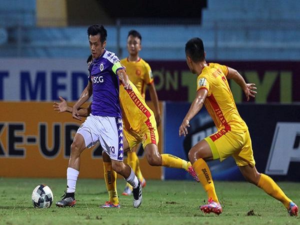 CLB Hà Nội xây chắc ngôi đầu sau trận thắng 5 sao