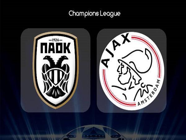 Phân tích kèo PAOK vs Ajax, 0h00 ngày 7/08