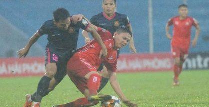 Điểm nhấn vòng 19 V-League: Hà Nội lấy lại phong độ