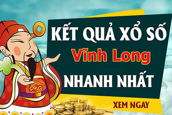 Soi cầu XS Vĩnh Long chính xác thứ 6 ngày 11/10/2019