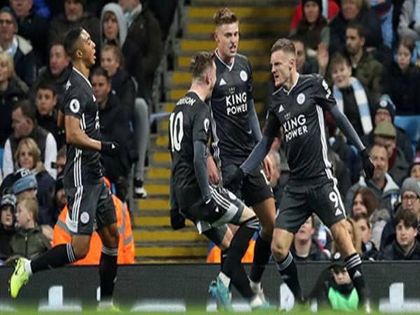 Man City và Liverpool là mục tiêu để Leicester hướng tới