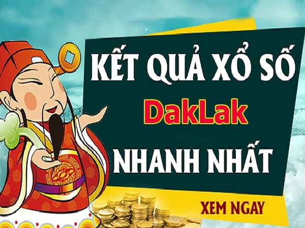 Dự đoán kết quả XS Daklak Vip ngày 03/12/2019