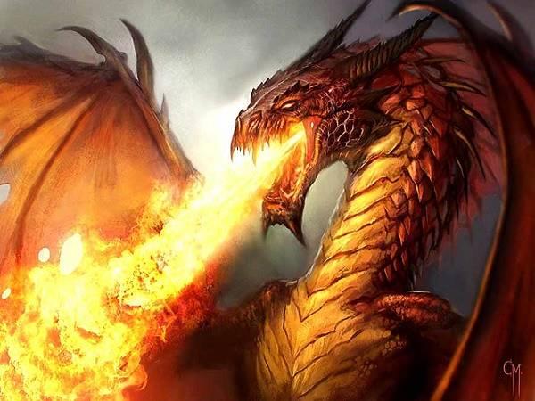 Mơ thấy rồng lửa là điềm báo gì, đánh số nào?