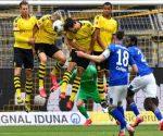 Sao Schalke 04 không có động lực khi đấu với Dortmund