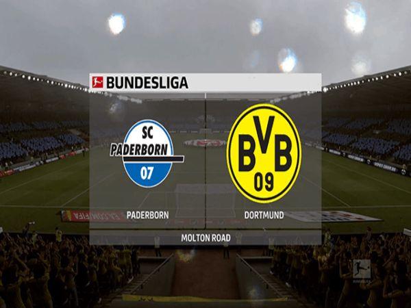 Soi kèo bóng đá trận Paderborn 07 vs Dortmund