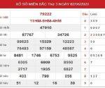Bảng KQXSMB- Nhận đinh xổ số miền bắc thứ 4 ngày 03/06