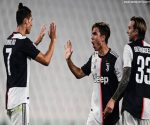 Juventus - Lecce: Ronaldo rực sáng