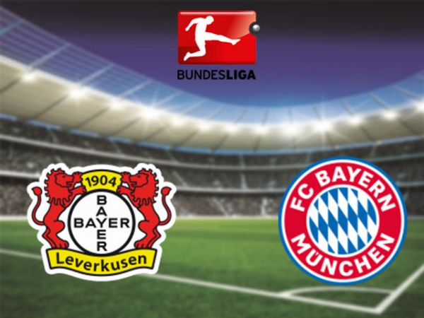 Soi kèo Leverkusen vs Bayern Munich