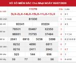 Phân tích KQXSMB-xổ số miền bắc thứ 2 ngày 06/07 hôm nay