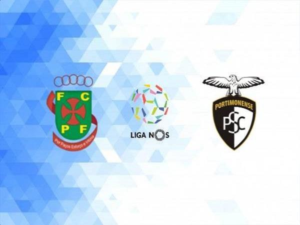 Soi kèo Pacos Ferreira vs Portimonense 23h00, 20/7 - VĐQG Bồ Đào Nha
