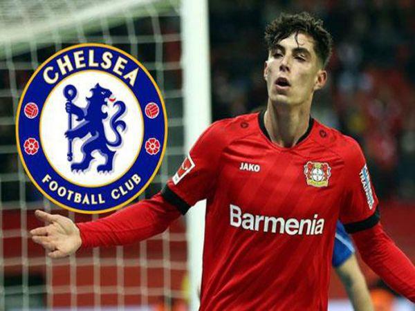 Chelsea đạt được thỏa thuận với Havertz