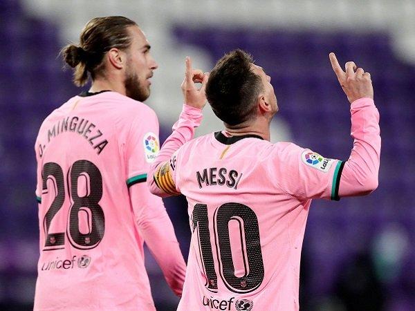 Tin bóng đá tối 23/12: Messi kéo Barca đến gần top 4