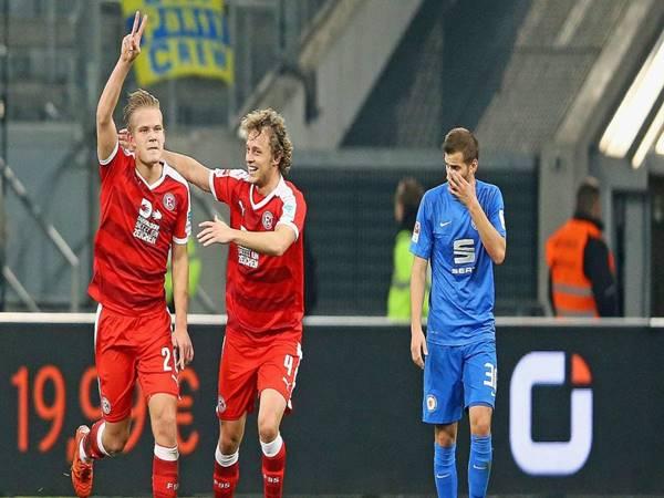 Dự đoán bóng đá Braunschweig vs Fortuna Dusseldorf - 02h30 ngày 12/1