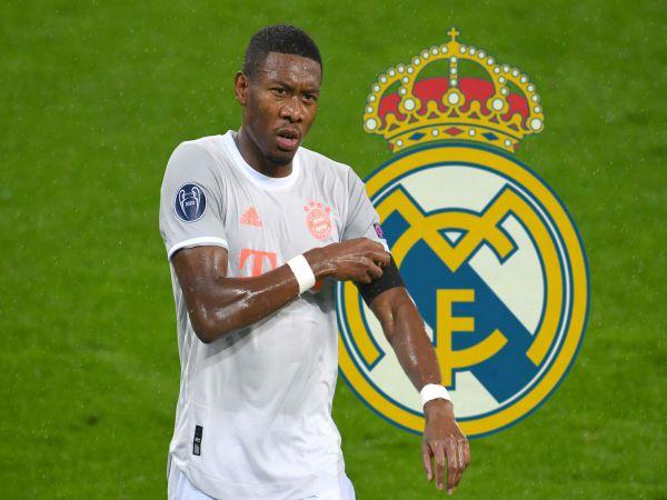Bóng đá QT sáng 27/5: Alaba sắp ra mắt Real Madrid