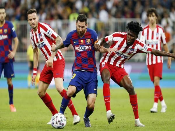 Thông tin trận đấu Atletico Madrid vs Barcelona, 21h15 ngày 8/5