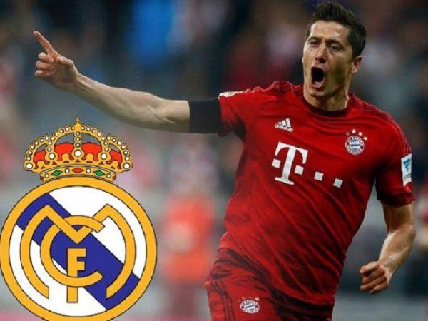 Tin thể thao chiều 4/5: Real Madrid quan tâm ký Lewandowski