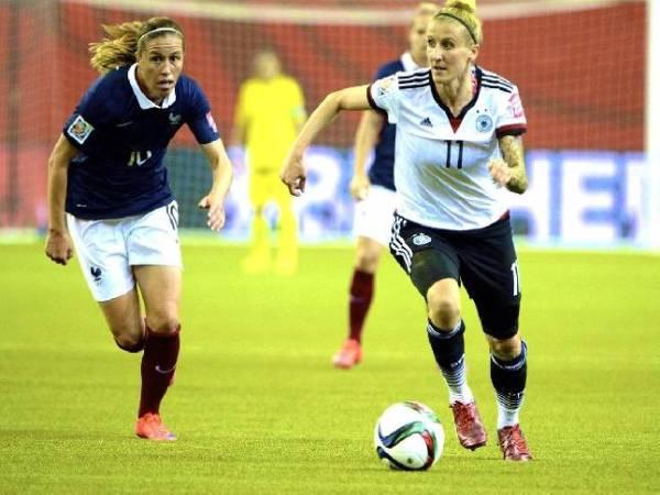 soi kèo Nữ Pháp vs Nữ Đức